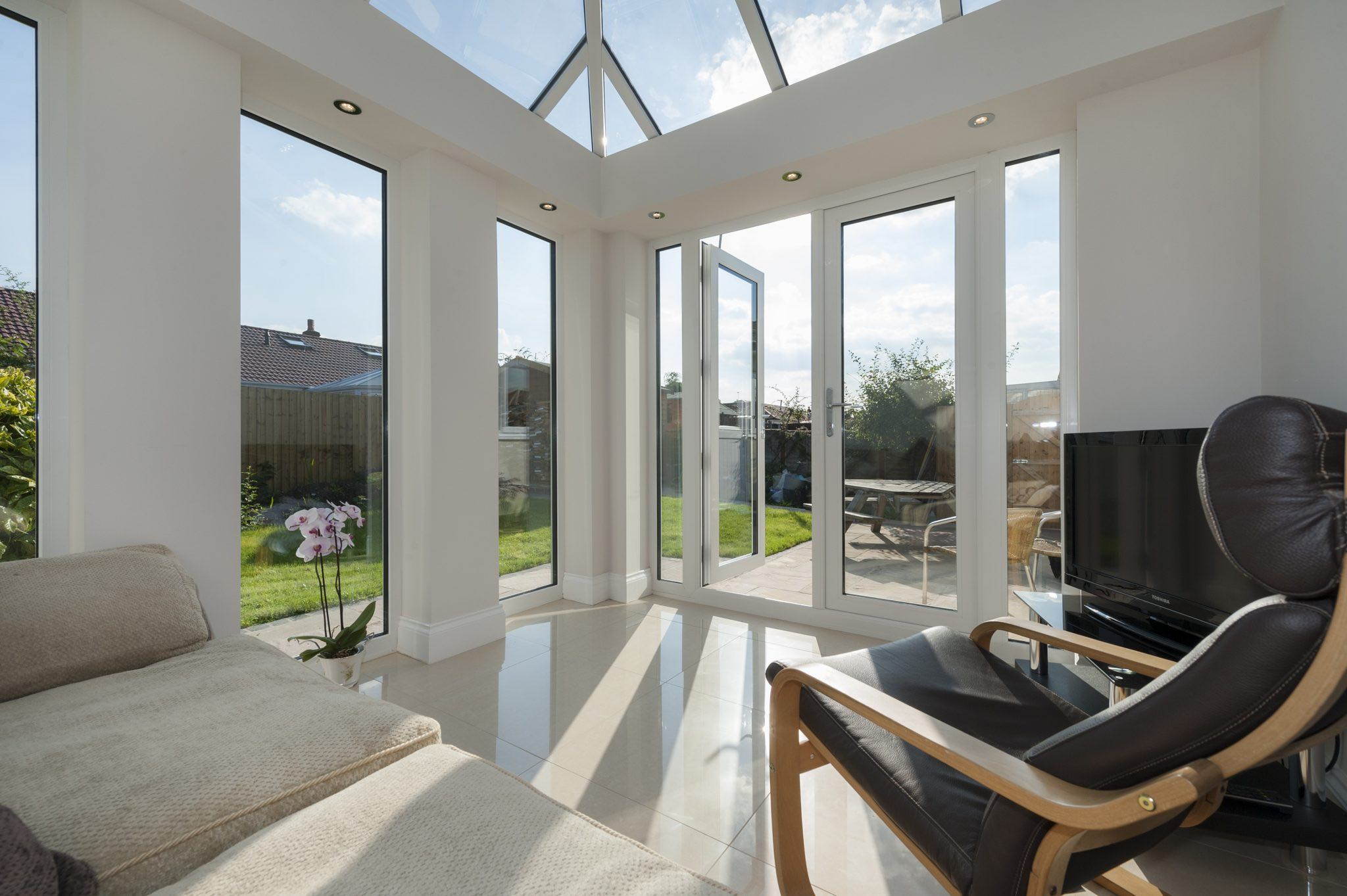 choosing to replace conservatory windows north east