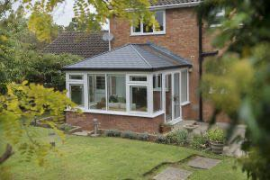 UltraRoof Tiled Roof Conservatory Benton