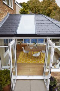 Tiled Conservatory Roof Benton