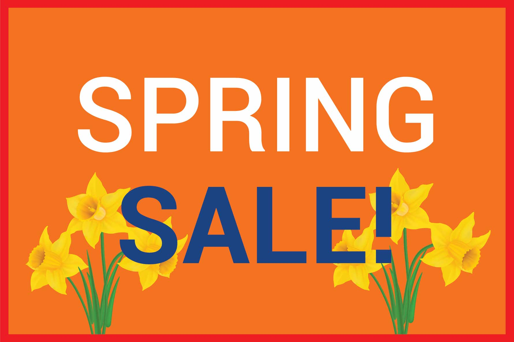 Spring Sale on Conservatories in North East