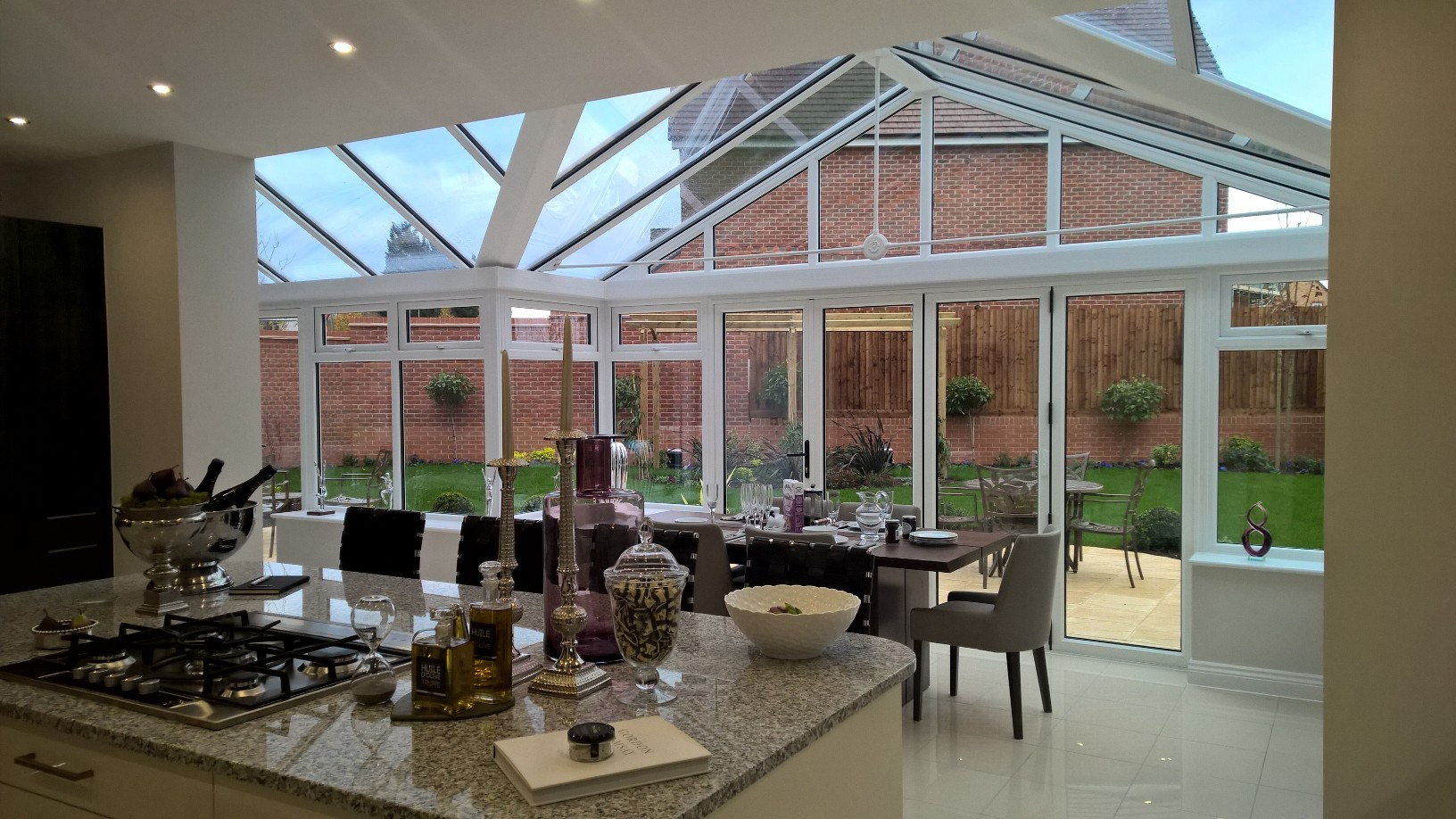 Popular Bespoke Conservatory Styles North East England