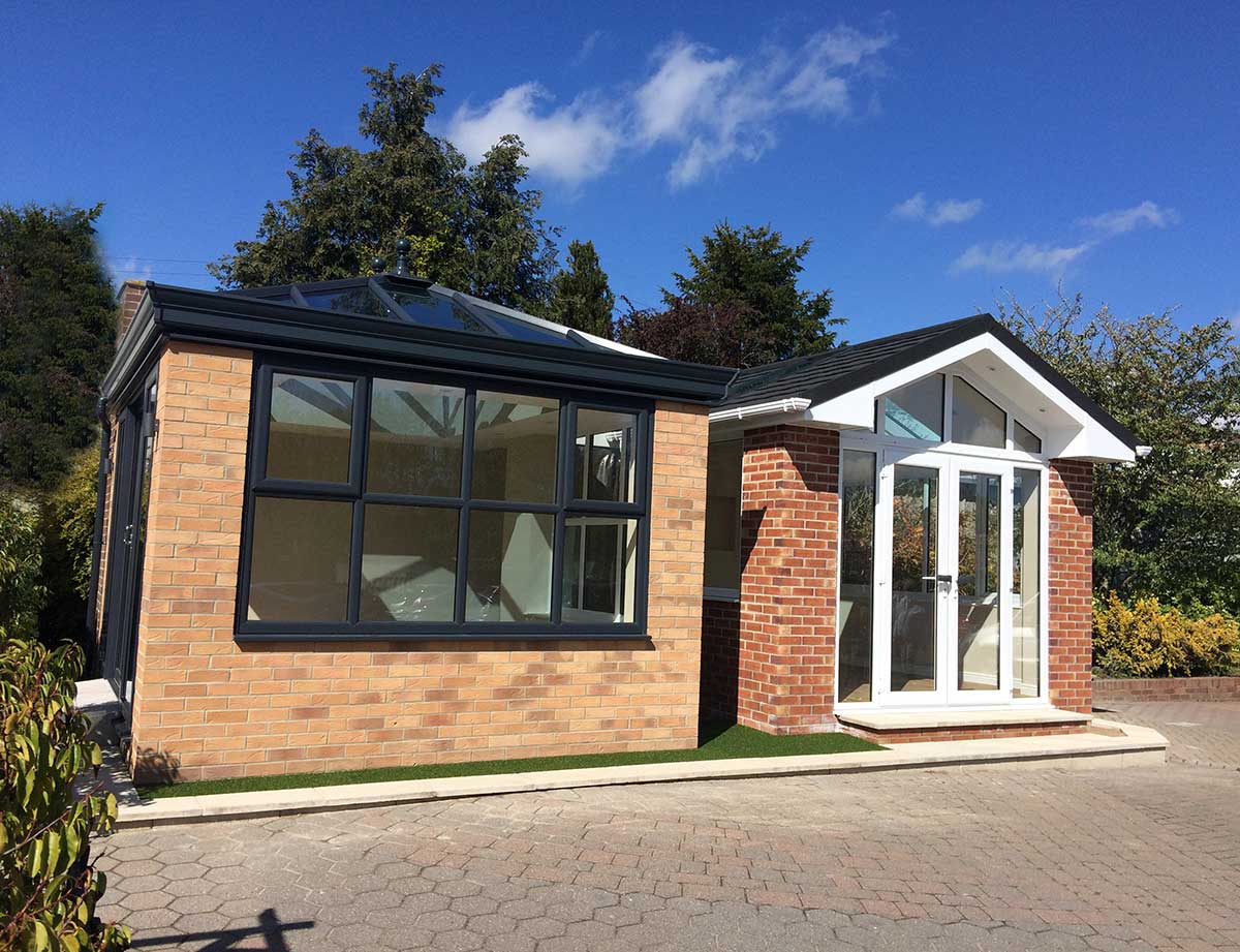 Enhance Conservatories Cramlington Showroom