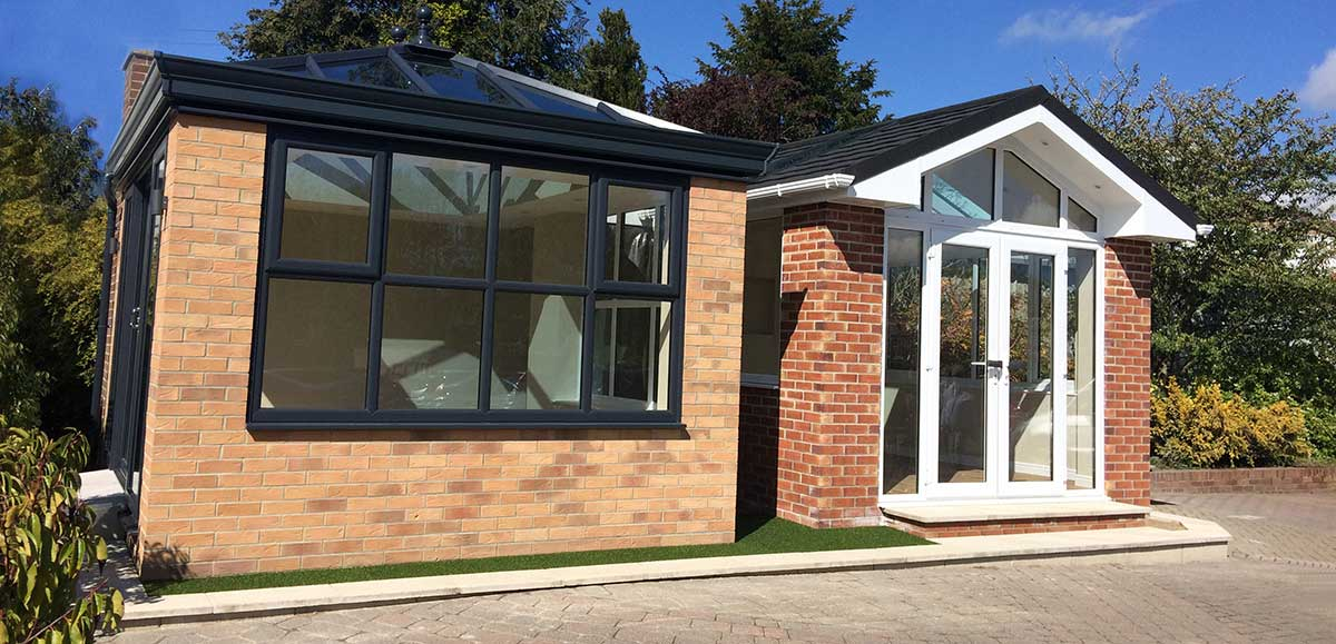 Conservatory Showroom Northumberland