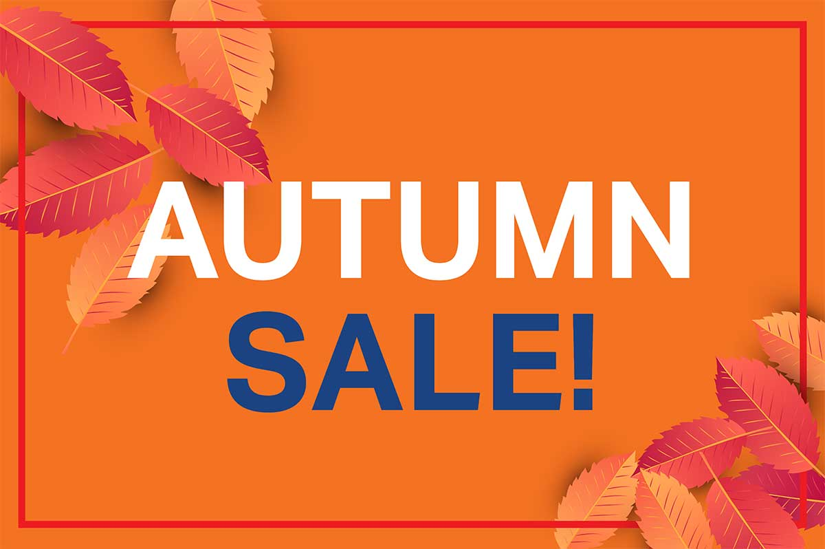 Autumn Sale on Conservatories in North East