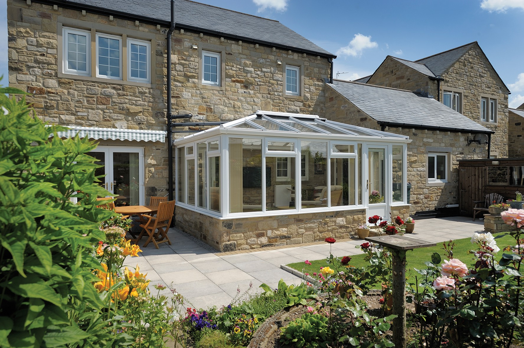 Conservatory Replacement windows north east