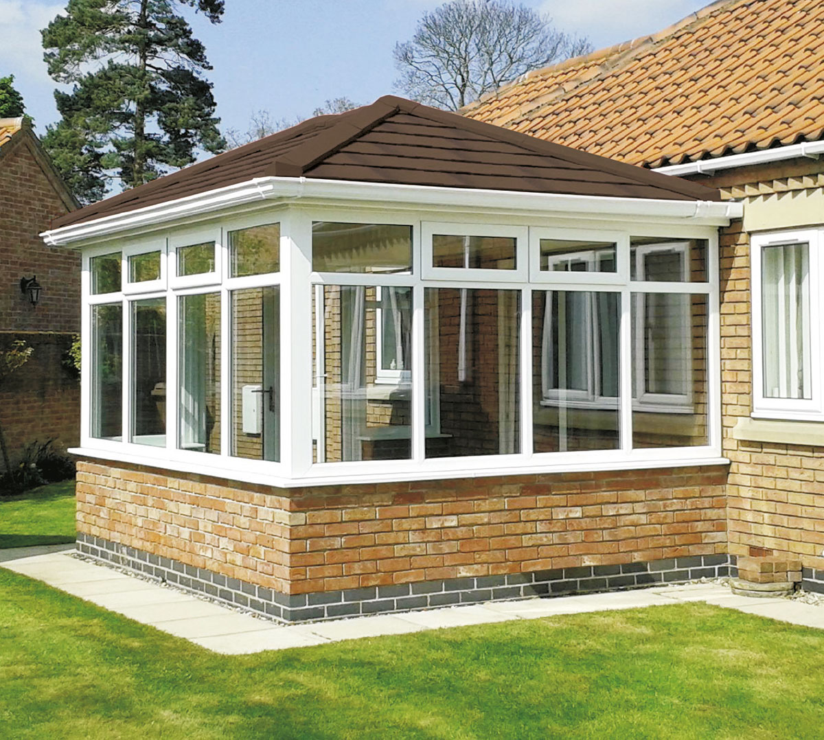replacement windows for conservatories north east