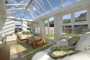 glass conservatory extension alnwick