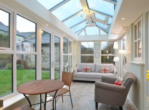 glass conservatories in chester le street