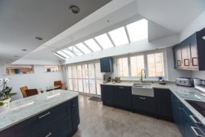 kitchen extensions morpeth
